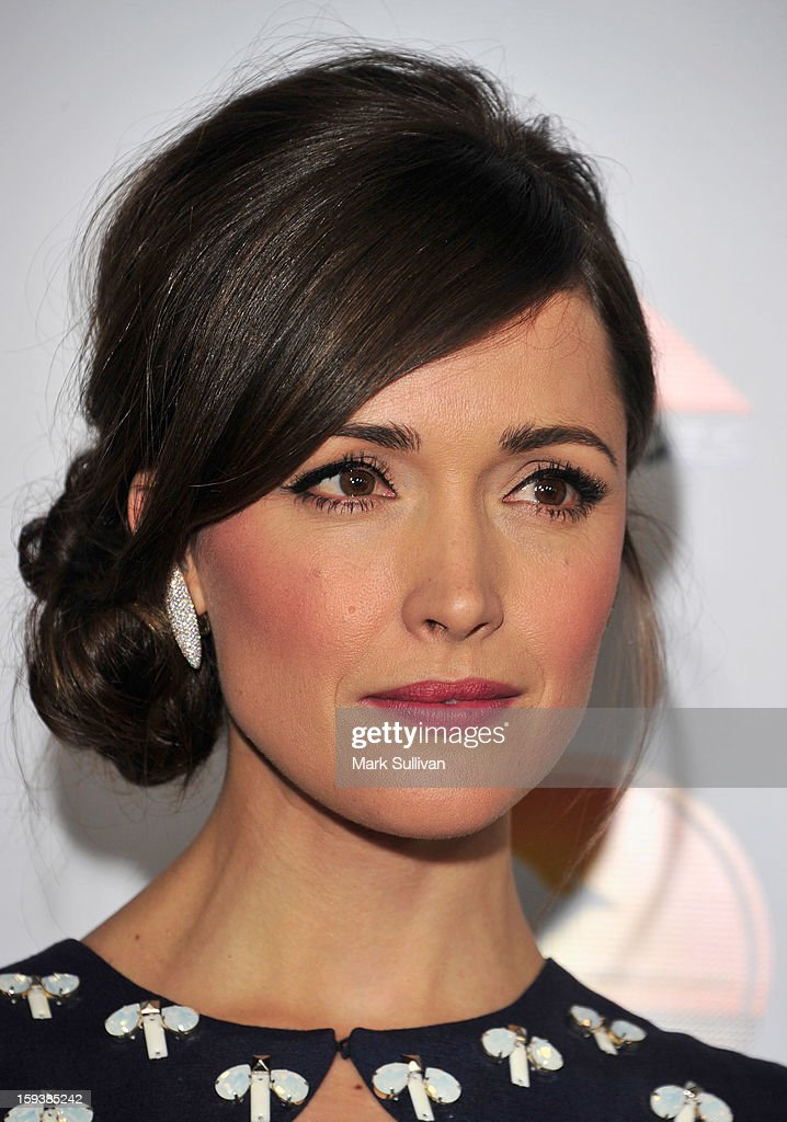 Actress Rose Byrne arrives for the G'Day USA Black Tie Gala held at at the JW Marriot at LA Live on January 12, 2013 in Los Angeles, California.