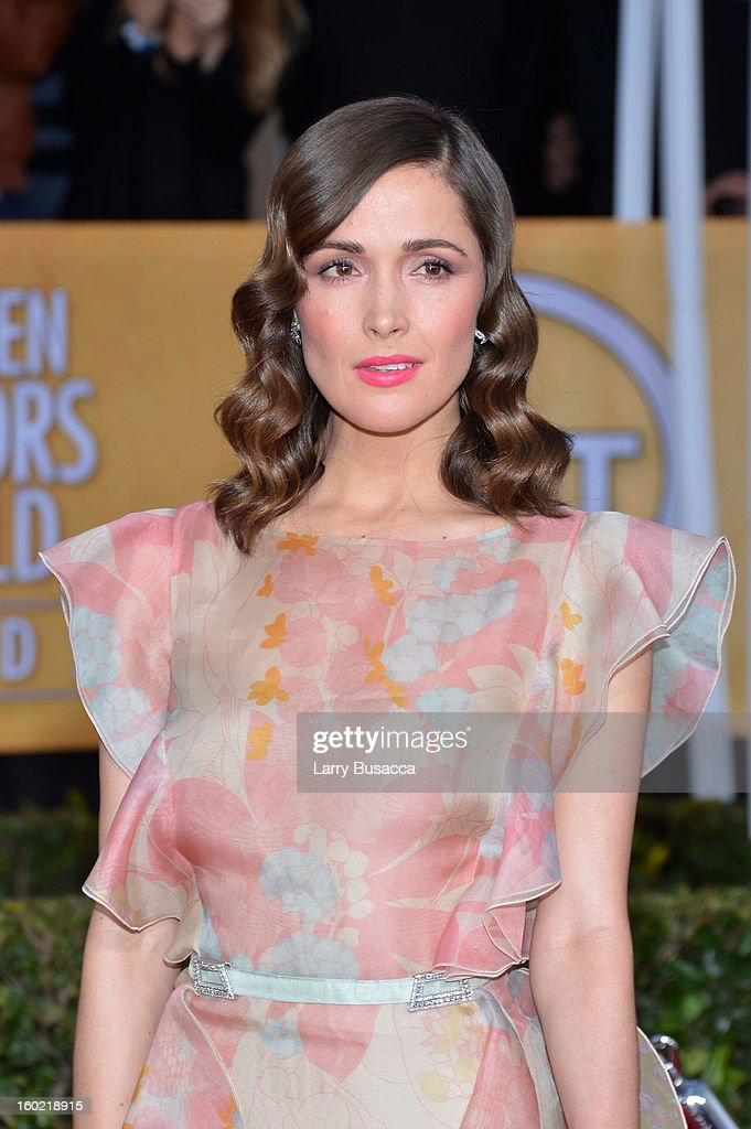Actress Rose Byrne attends the 19th Annual Screen Actors Guild Awards at The Shrine Auditorium on January 27, 2013 in Los Angeles, California. (Photo by Larry Busacca/WireImage) 23116_018_1522.JPG