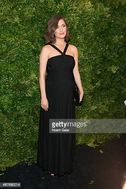 Actress Rose Byrne attends the 8th Annual Museum Of Modern Art Film Benefit honoring Cate Blanchett at Museum of Modern Art on November 17 2015 in...