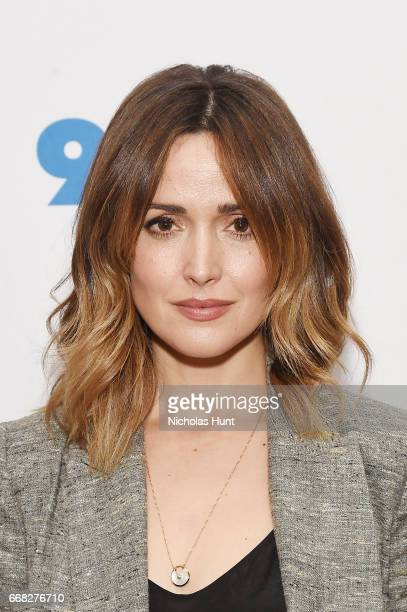 Actress Rose Byrne attends the 92nd Street Y Presents 'The Immortal Life of Henrietta Lacks' at 92nd Street Y on April 13 2017 in New York City