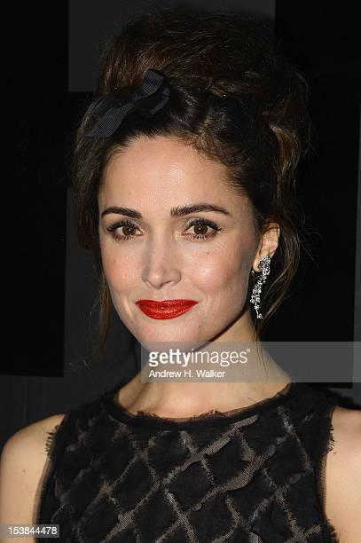 Actress Rose Byrne attends the celebration of CHANEL FINE JEWELRY'S 80th anniversary of the 'Bijoux De Diamants' collection created by Gabrielle...