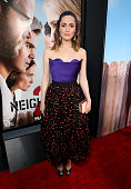 Actress Rose Byrne attends the premiere of Universal Pictures' 'Neighbors 2 Sorority Rising' at the Regency Village Theatre on May 16 2016 in...