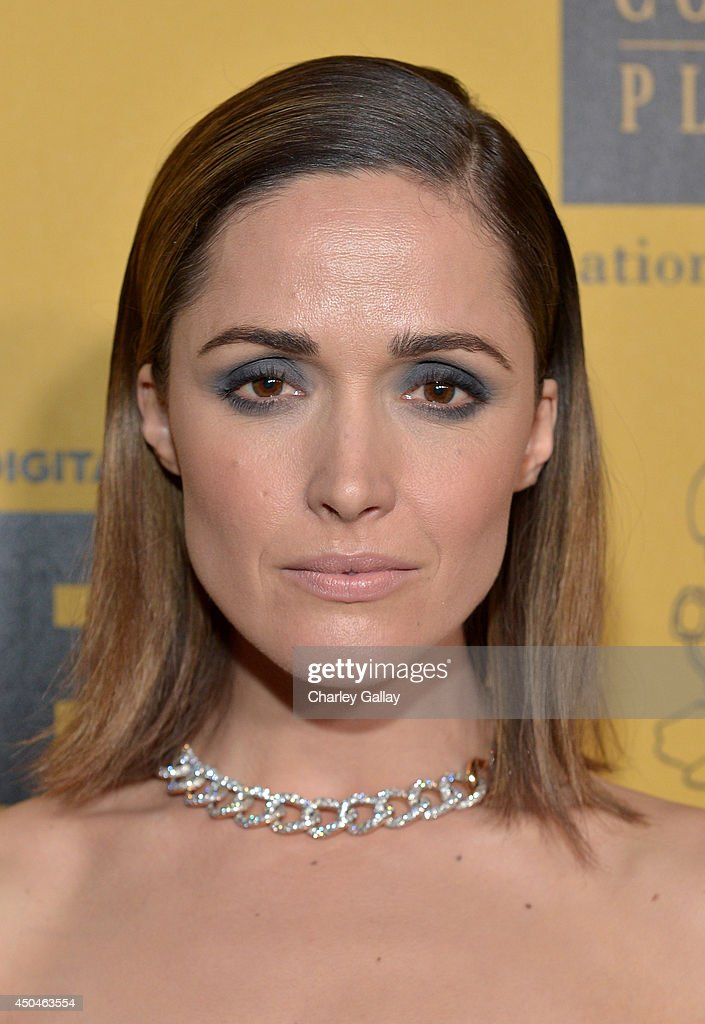 Actress Rose Byrne attends Women In Film 2014 Crystal + Lucy Awards presented by MaxMara, BMW, Perrier-Jouet and South Coast Plaza held at the Hyatt Regency Century Plaza on June 11, 2014 in Los Angeles, California.