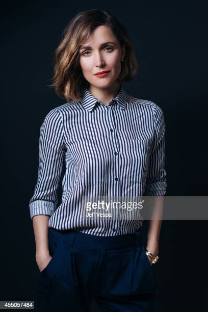 Actress Rose Byrne is photographed for a Portrait Session at the 2014 Toronto Film Festival on September 8 2014 in Toronto Ontario