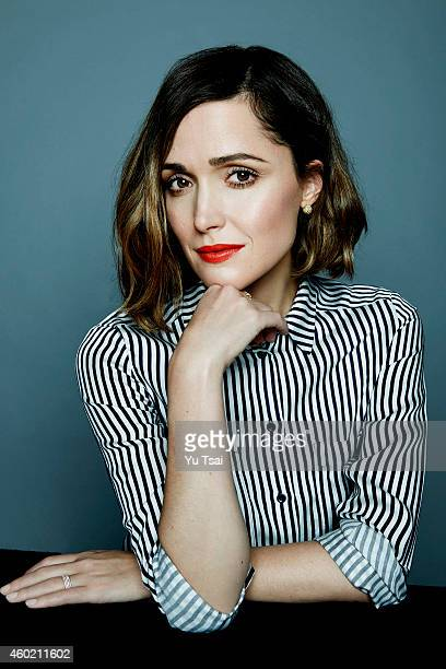 Actress Rose Byrne is photographed for Variety on September 6 2014 in Toronto Ontario