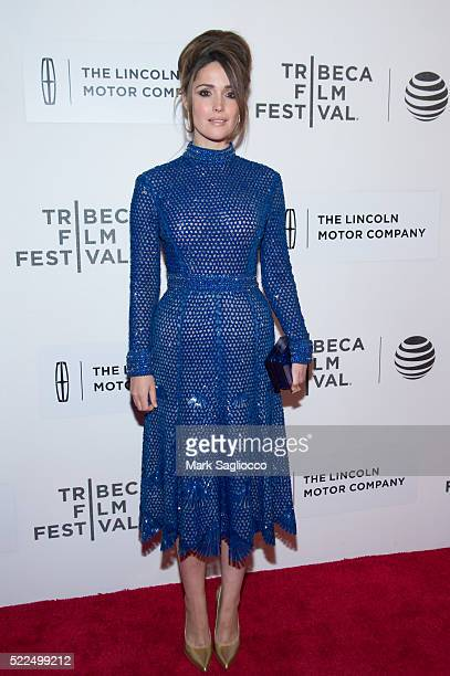 Actress Rose Byrne wearing Derek Lam attends 'The Meddler' premiere during the 2016 Tribeca Film Festival at John Zuccotti Theater at BMCC Tribeca...