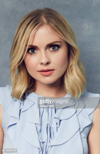 Actress Rose McIver from CW's 'iZombie' poses for a portrait during ComicCon 2017 at Hard Rock Hotel San Diego on July 21 2017 in San Diego California