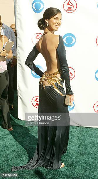 Actress Roselyn Sanchez attends the '5th Annual Latin Grammy Awards' held at the Shrine Auditorium on September 1 2004 in Los Angeles California