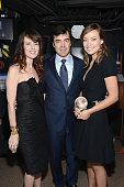 Actress Rosemarie DeWitt actor Ron Livingston and award winner actress and cofounder of Haiti's first free high school Olivia Wilde attend the Conde...