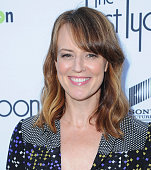 Actress Rosemarie DeWitt arrives at Sony Pictures Television Social Soiree Featuring Amazon Pilots 'The Last Tycoon' And 'The Interestings' at Sony...