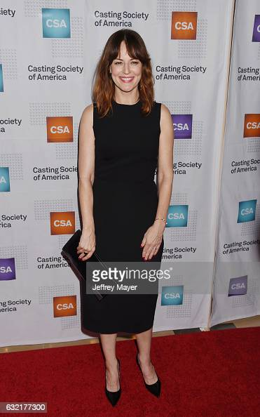 Actress Rosemarie DeWitt arrives at the 2017 Annual Artios Awards at The Beverly Hilton Hotel on January 19 2017 in Beverly Hills California