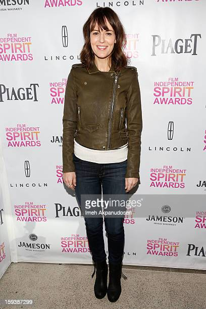 Actress Rosemarie DeWitt attends the 2013 Film Independent Filmmaker Grant And Spirit Award Nominees Brunch at BOA Steakhouse on January 12 2013 in...