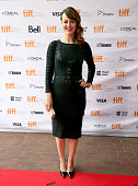 Actress Rosemarie DeWitt attends the 'Men Women Children' Premiere during the 2014 Toronto International Film Festival at Ryerson Theatre on...