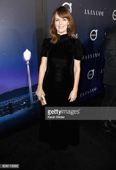 Actress Rosemarie DeWitt attends the premiere of Lionsgate's 'La La Land' at Mann Village Theatre on December 6 2016 in Westwood California