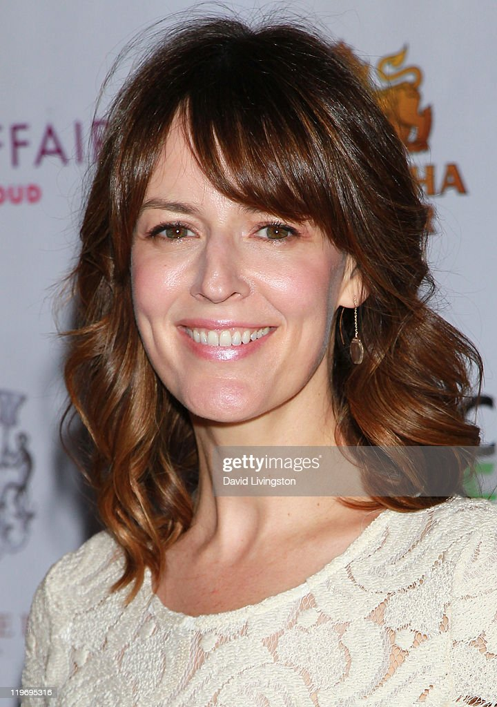 Actress Rosemarie DeWitt attends the Somaly Mam Foundation's Project Futures Global Campaign launch event at SLS Hotel on July 23, 2011 in Beverly Hills, California.