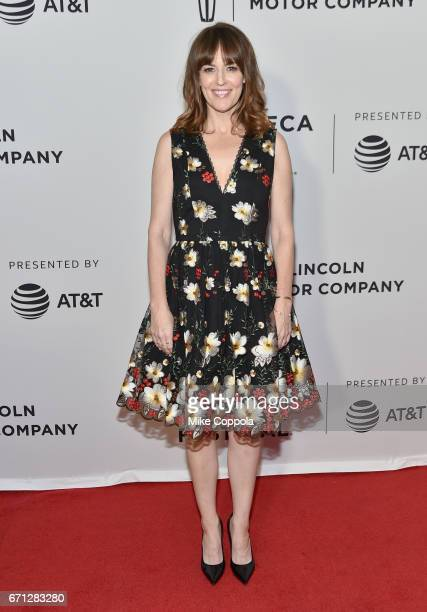 Actress Rosemarie DeWitt attends the 'Sweet Virginia' Premiere during 2017 Tribeca Film Festival at Cinepolis Chelsea on April 21 2017 in New York...