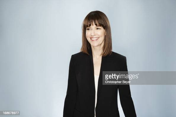 Actress Rosemarie DeWitt is photographed at the Sundance Film Festival for Entertainment Weekly Magazine on January 21 2013 in Park City Utah ON...