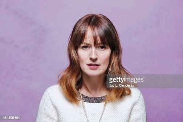Actress Rosemarie DeWitt is photographed for Los Angeles Times at the 2015 Sundance Film Festival on January 24 2015 in Park City Utah PUBLISHED...