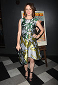 Actress Rosemarie DeWitt poses for portrait at Sabra Dipping Co Presents The Los Angeles Premiere Of The Orchard's 'Digging For Fire' on August 13...