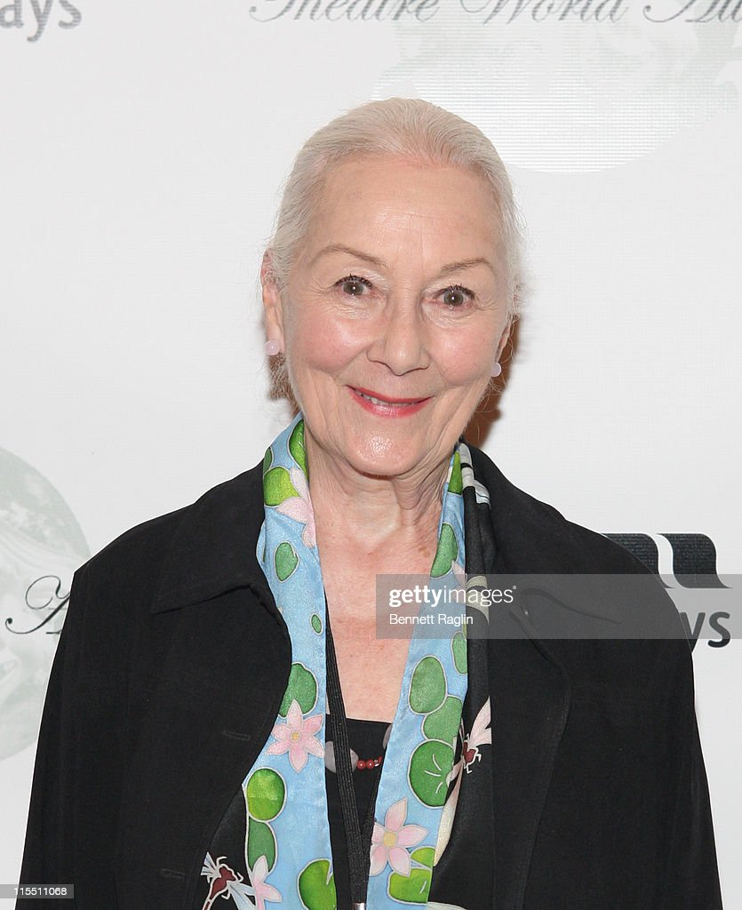 Actress Rosemary Harris attends the 67th annual Theatre World Awards Ceremony at the August Wilson Theatre on June 7, 2011 in New York City.