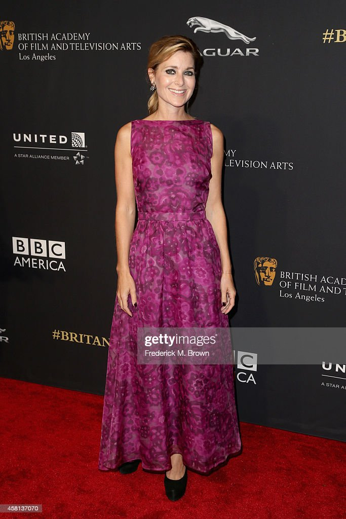 Actress Rosie Fellner attends the 2014 BAFTA Los Angeles Jaguar Britannia Awards Presented By BBC America And United Airlines at The Beverly Hilton Hotel on October 30, 2014 in Beverly Hills, California.