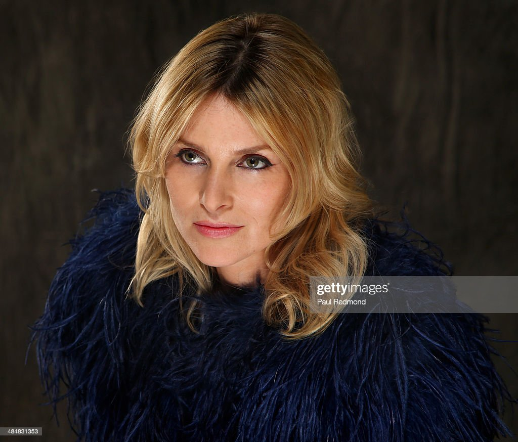 Actress Rosie Fellner posing for a photo shoot on April 14, 2014 in Hollywood, California.