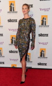 Actress Rosie HuntingtonWhiteley arrives at the 15th Annual Hollywood Film Awards Gala Presented By Starz held at The Beverly Hilton hotel on October...