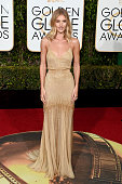 Actress Rosie HuntingtonWhiteley attends the 73rd Annual Golden Globe Awards held at the Beverly Hilton Hotel on January 10 2016 in Beverly Hills...