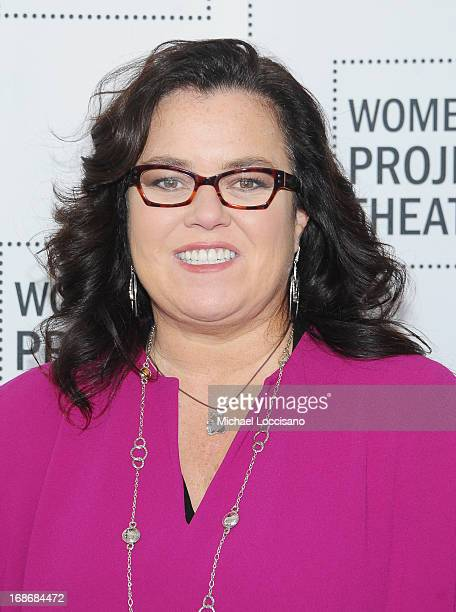 Actress Rosie O'Donnell attends the Women's Project Theater's 28th annual gala at Three Sixty Degrees on May 13 2013 in New York City