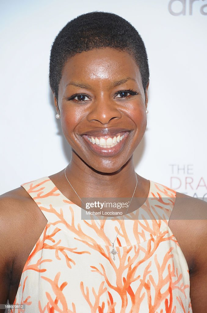 Actress Roslyn Ruff attends the 79th Annual Drama League Awards Ceremony And Luncheon at Marriott Marquis Hotel on May 17, 2013 in New York City.