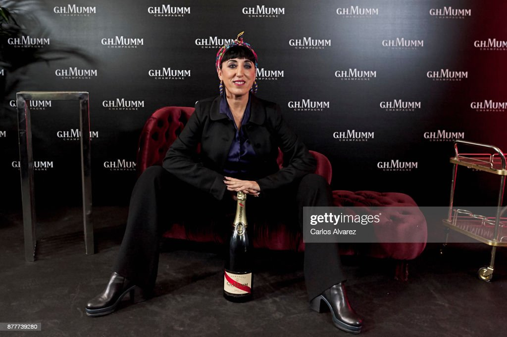'House Of G.H. Mumm' Opening Presentation in Madrid