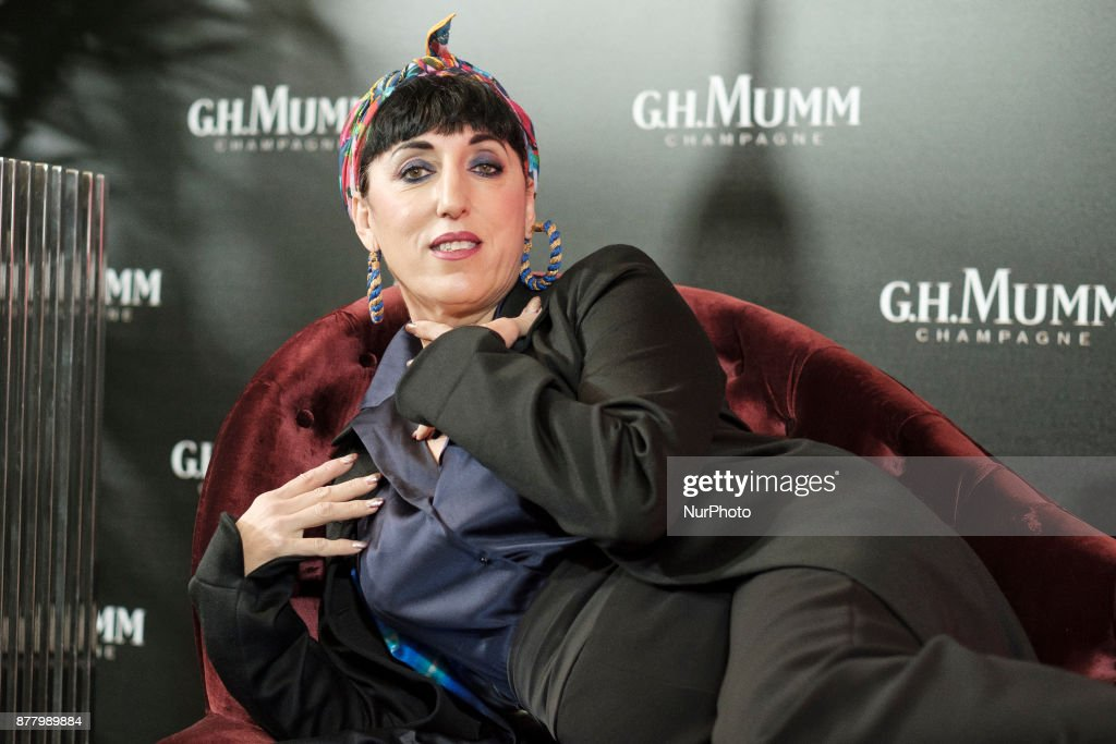 Rossy de Palma In Madrid