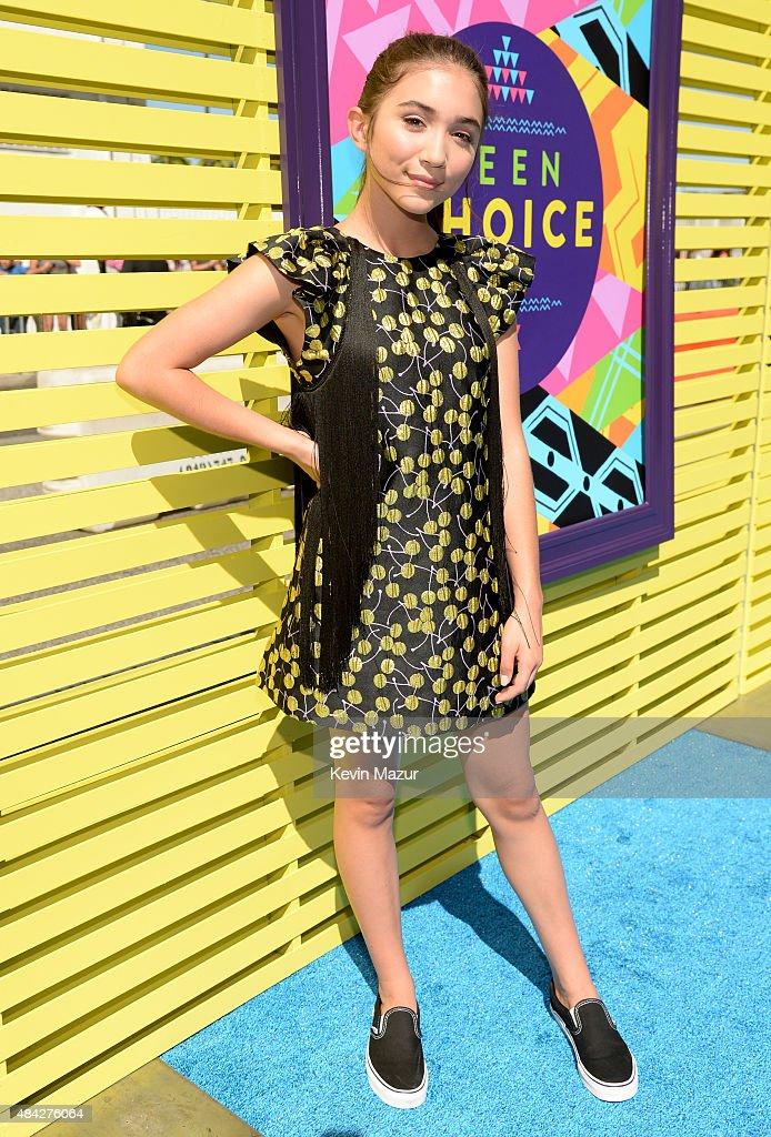 Teen Choice Awards 2015 - Red Carpet