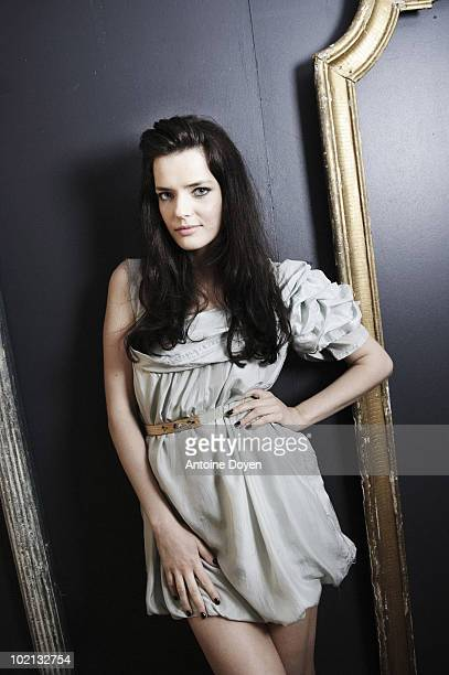 Actress Roxane Mesquida at the 63rd Cannes Film Festival France May 2010