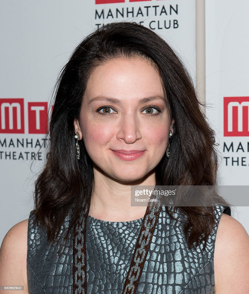 Actress Roxanna Hope attends the opening night of 'The Ruins Of Civilization' at New York City Center on May 18, 2016 in New York City.