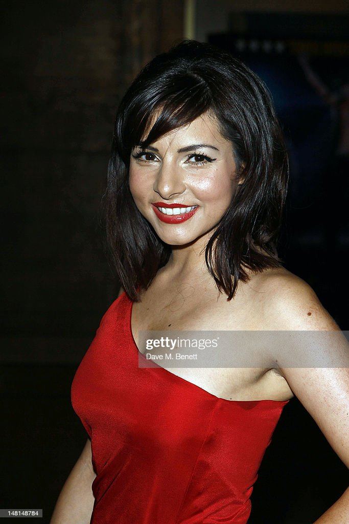 Actress <a gi-track='captionPersonalityLinkClicked' href=/galleries/search?phrase=Roxanne+Pallett&family=editorial&specificpeople=626727 ng-click='$event.stopPropagation()'>Roxanne Pallett</a> attends the European premiere of 'Magic Mike' at The May Fair Hotel on July 10, 2012 in London, England.