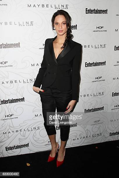Actress Ruby Modine arrives at the Entertainment Weekly celebration honoring nominees for The Screen Actors Guild Awards at the Chateau Marmont on...