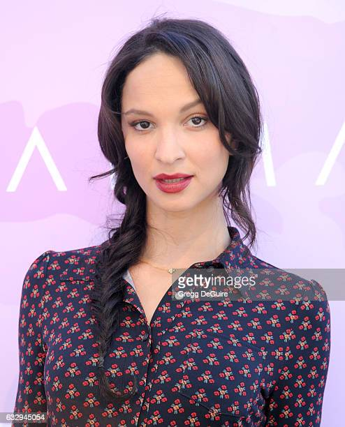 Actress Ruby Modine arrives at Variety's Celebratory Brunch Event for Awards Nominees Benefitting Motion Picture Television Fund at Cecconi's on...