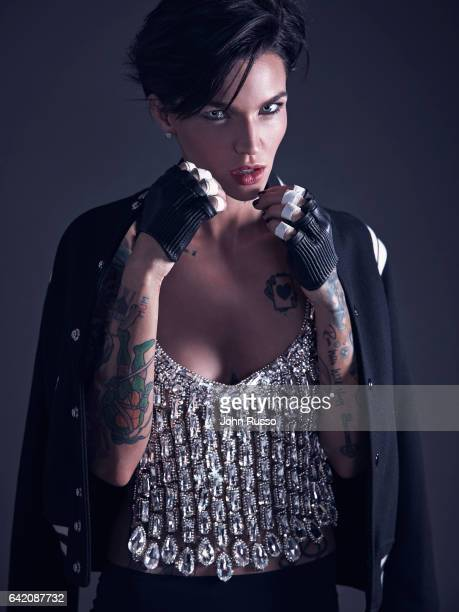 Actress Ruby Rose is photographed on September 21 2016 in Los Angeles California ON DOMESTIC EMBARGO UNTIL APRIL 1 2017 ON INTERNATIONAL EMBARGO...