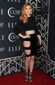 Actress Rumer Willis attends ELLE's 5th Annual Women In Music concert celebration at Avalon on April 22 2014 in Hollywood California
