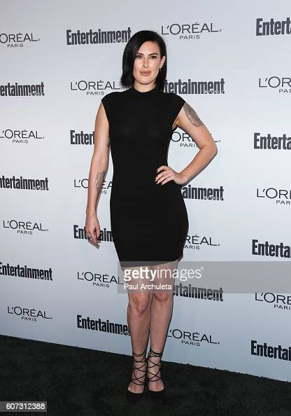 Actress Rumer Willis attends Entertainment Weekly's 2016 PreEmmy party at Nightingale Plaza on September 16 2016 in Los Angeles California