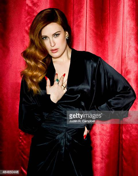 Actress Rumer Willis is photographed for Just Jared on October 16 2013 in Los Angeles California