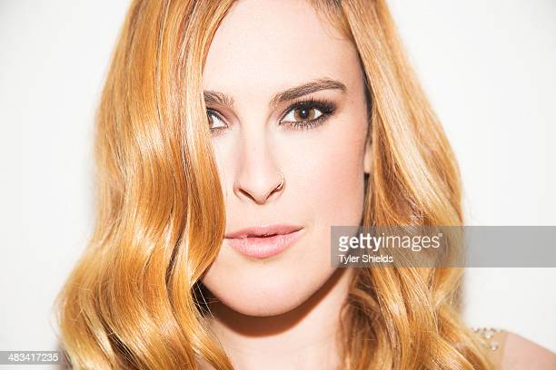 Actress Rumer Willis is photographed for Self Assignment on March 21 2014 in Los Angeles California
