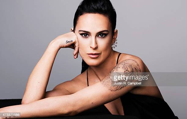 Actress Rumer Willis poses for a portrait at the Radio Disney Awards for Just Jared on April 25 2015 in Los Angeles California