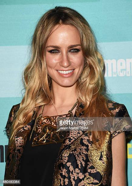 Actress Ruta Gedmintas attends Entertainment Weekly's ComicCon 2015 Party sponsored by HBO Honda Bud Light Lime and Bud Light Ritas at FLOAT at The...
