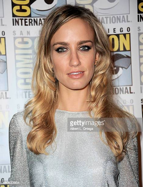 Actress Ruta Gedmintas attends the FX TV Block featuring 'SexDrugsRockRoll' 'The Strain' and a sneak peek of 'The Bastard Executioner' panel during...