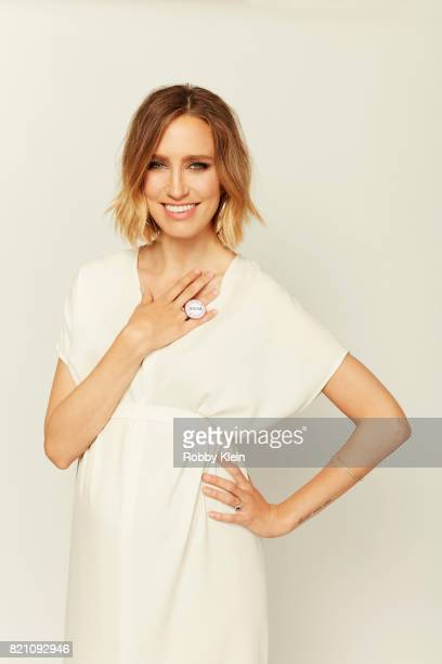 Actress Ruta Gedmintas of FX's 'The Strain' poses for a portrait during ComicCon 2017 at Hard Rock Hotel San Diego on July 20 2017 in San Diego...