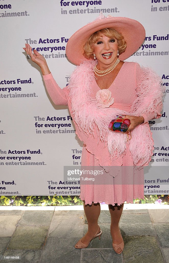 Actress Ruta Lee arrives at The Actors Fund's 16th Annual Tony Awards Viewing Party at Skirball Cultural Center on June 10 2012 in Los Angeles...