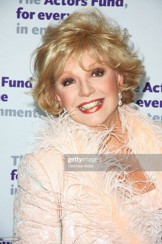 Actress <a gi-track='captionPersonalityLinkClicked' href=/galleries/search?phrase=Ruta+Lee&family=editorial&specificpeople=1547229 ng-click='$event.stopPropagation()'>Ruta Lee</a> attends the Actors' Fund's 15th annual Tony Awards party held at the Skirball Cultural Center on June 12, 2011 in Los Angeles, California.