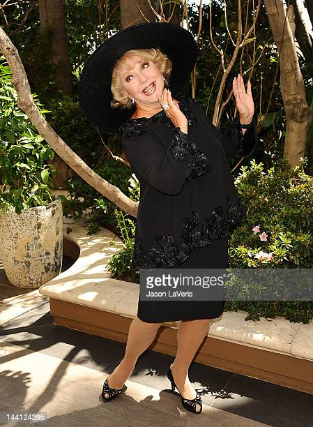 Actress Ruta Lee attends the Associates For Breast And Prostate Cancer Studies' Mother's Day luncheon at Four Seasons Hotel Los Angeles at Beverly...